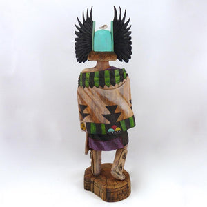 Crow Mother Kachina - Kachinas - Aaron Honyumptewa - 1