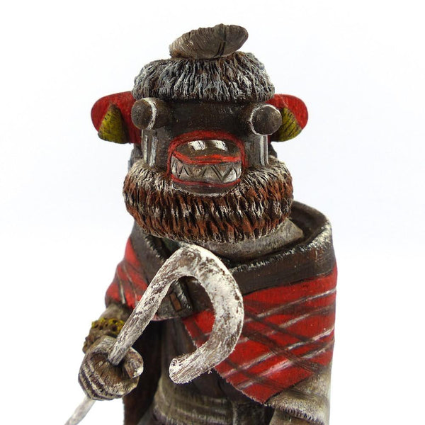 Orgre Woman Kachina