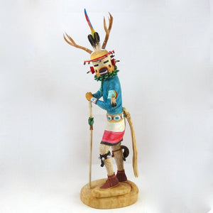 Deer Dancer Kachina - Kachinas - Michael Dean Jenkins - 1