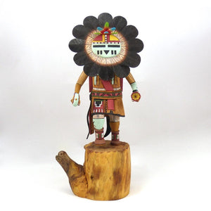 Sunface Kachina - Kachinas - Coolidge Roy III - 1