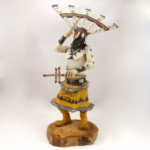 Apache Crown Dancer - Kachinas - Duwayne Chee - 1