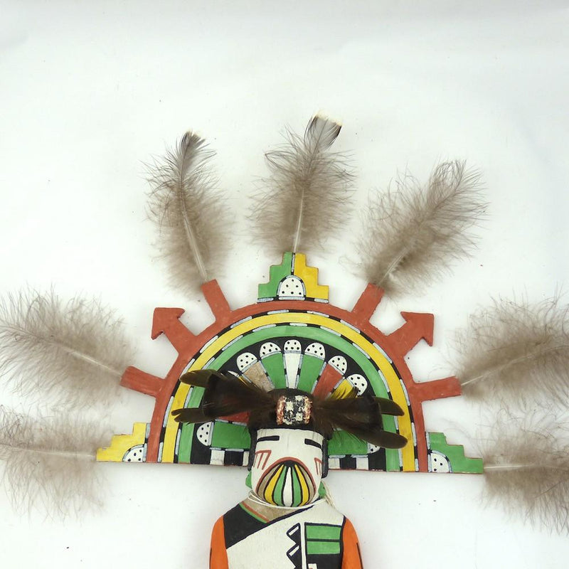 Butterfly Maiden Kachina, Bobby Talahytewa, Kachinas, Garland's Indian Jewelry