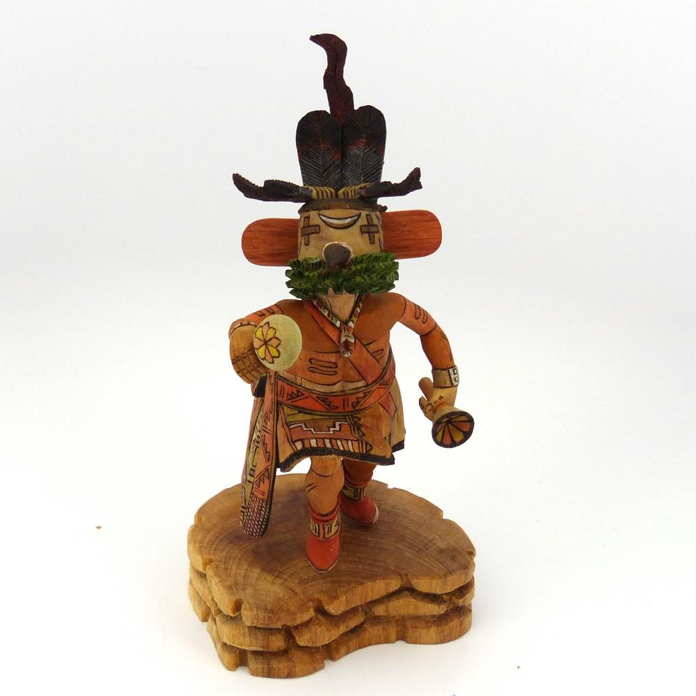 Roadrunner Kachina, Coolidge Roy Jr., Kachinas, Garland's Indian Jewelry