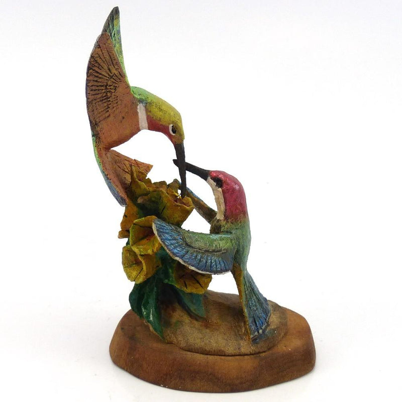"""Humming of Hearts"" Sculpture, Carson Chee, Kachinas, Garland's Indian Jewelry"
