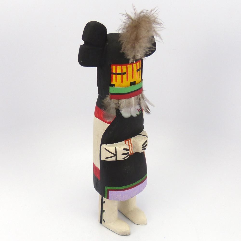 Old Style Corn Maiden Kachina, Maxwell Talahytewa, Kachinas, Garland's Indian Jewelry