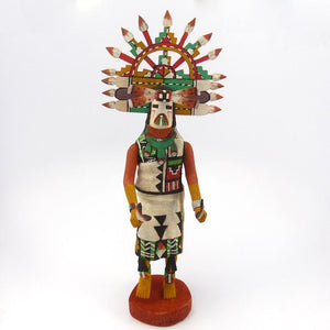 Butterfly Maiden Kachina, Thomas Takala, Kachinas, Garland's Indian Jewelry