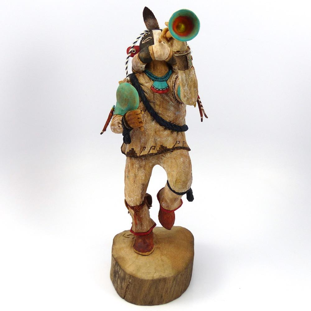 Kokopelli Kachina, D'Armon Kootswatewa, Jewelry, Garland's Indian Jewelry