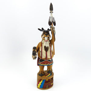 Warrior Mouse Kachina