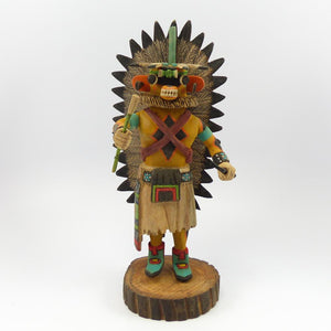 Yellow Star Kachina