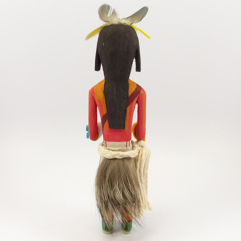 White Chin Kachina