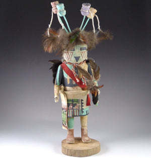 Bean Man (Powamuya) Kachina