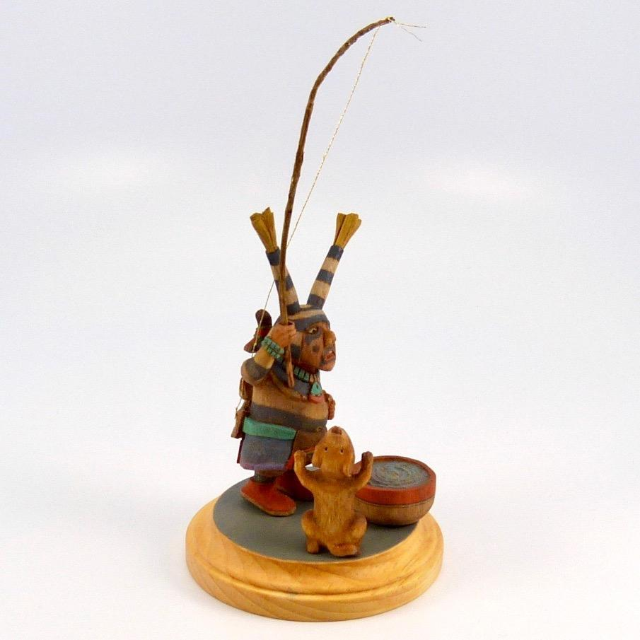 Fishing Clown Kachina