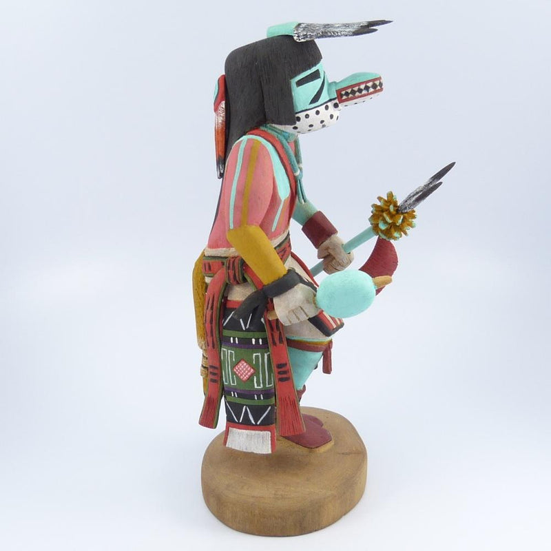 Red Tailed Hawk Kachina