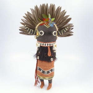 Broadface Whipper Kachina