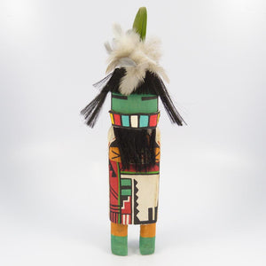 Longhaired Kachina