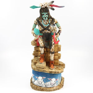 Sheep Herder Kachina
