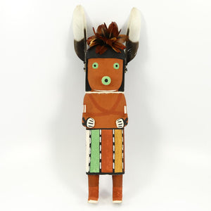 Blowing Sand Kachina