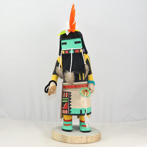 Long Haired Kachina