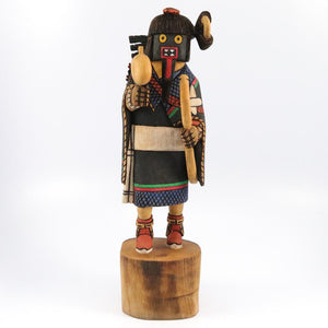 Warrior Maiden Kachina