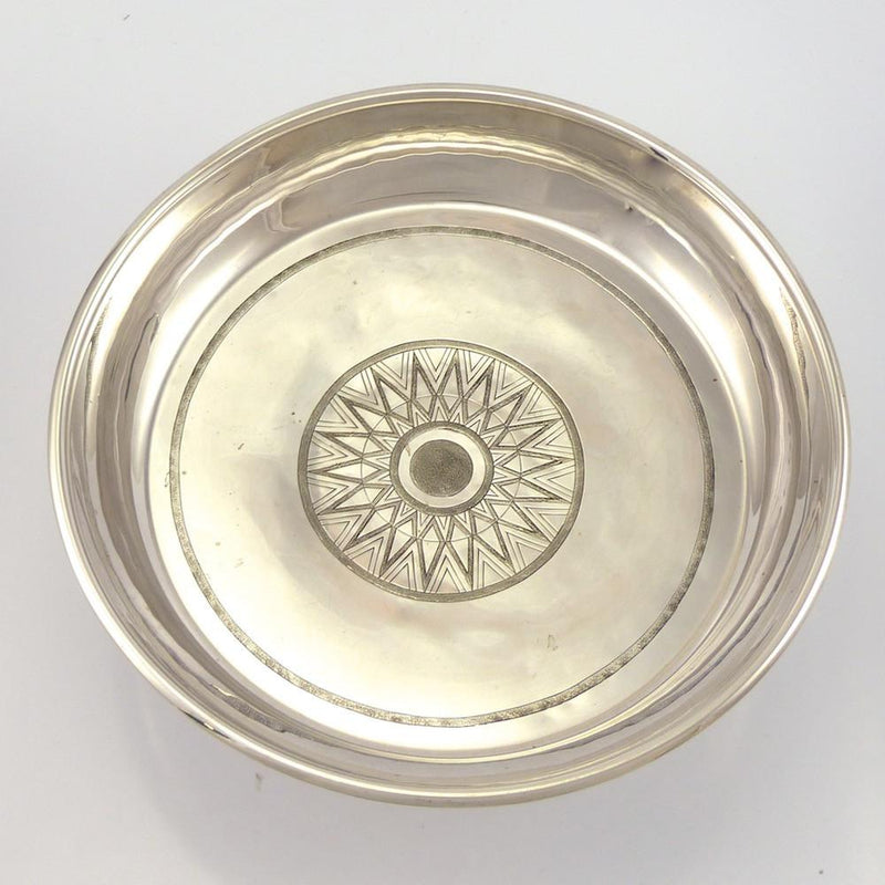 Silver Bowl - Jewelry - White Buffalo - 2