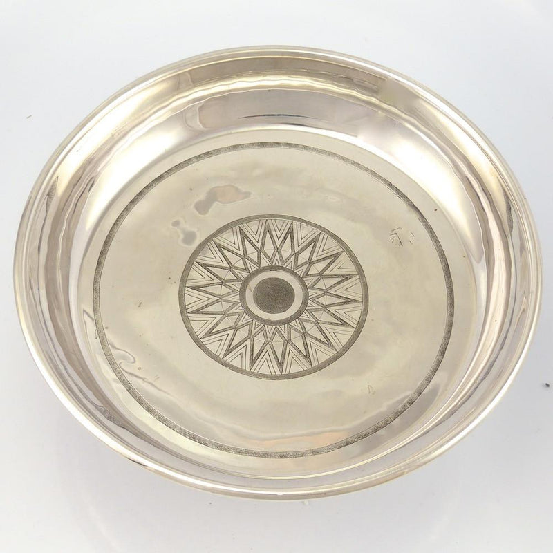 Silver Bowl - Jewelry - White Buffalo - 3