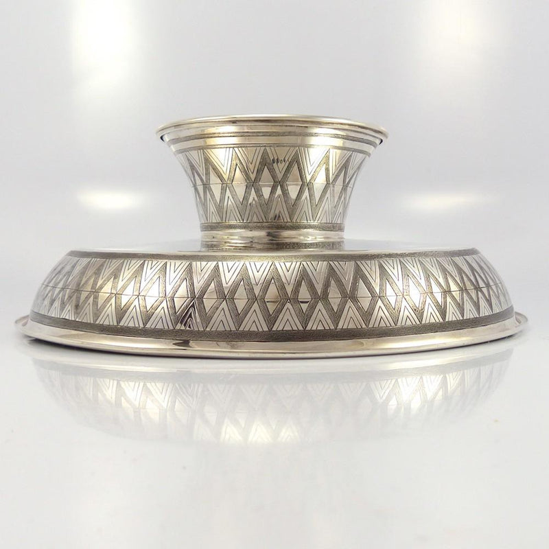 Silver Bowl - Jewelry - White Buffalo - 4