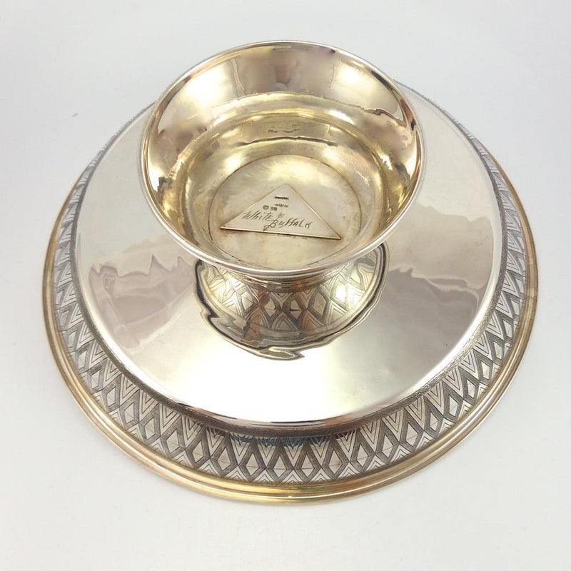 Silver Bowl - Jewelry - White Buffalo - 5
