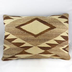 1900s Navajo Rug Pillow