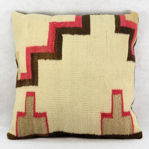 1910 Navajo Rug Pillow