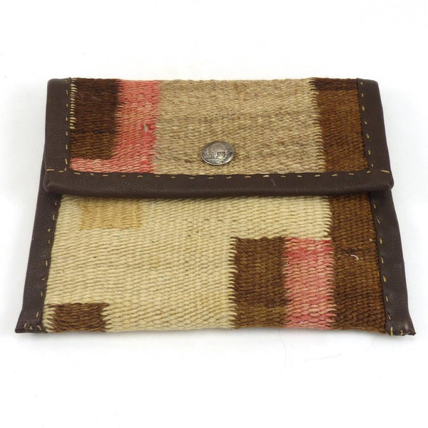 1920s Navajo Rug Clutch, Susan Hart, More, Garland's Indian Jewelry