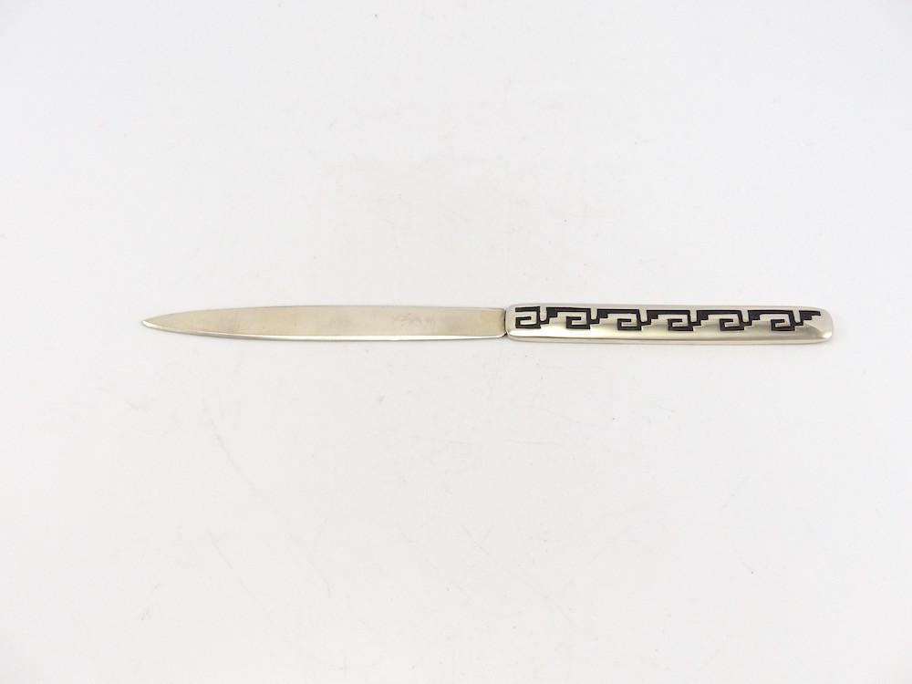 Whirlwind Letter Opener, Anderson Koinva, Jewelry, Garland's Indian Jewelry