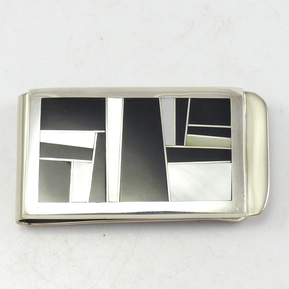 Inlay Money Clip