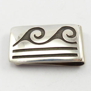 Hopi Overlay Money Clip