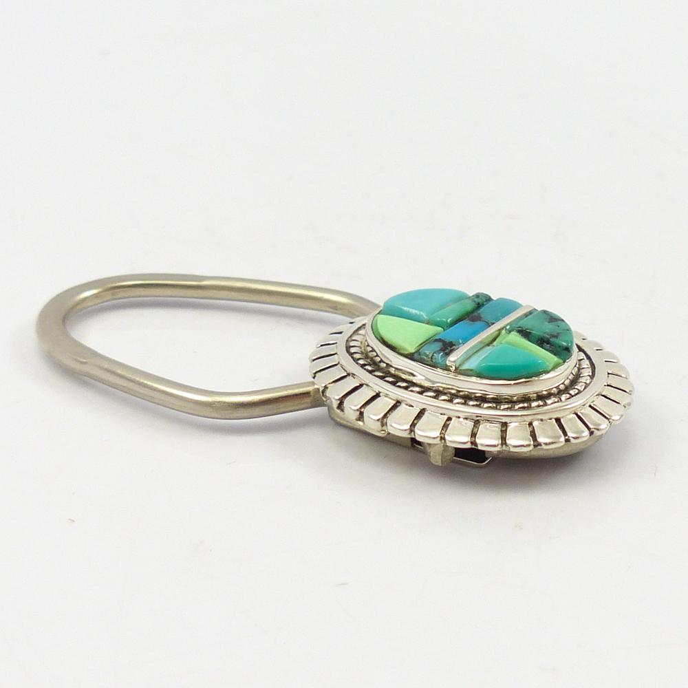 Inlay Key Chain