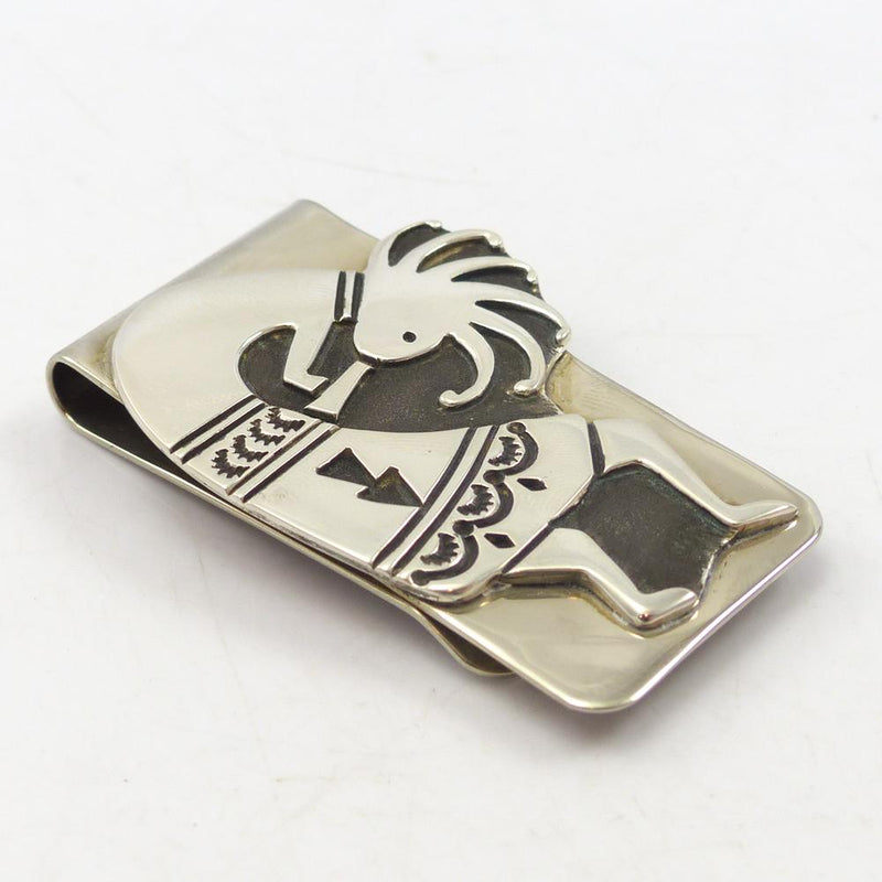 Navajo Overlay Money Clip