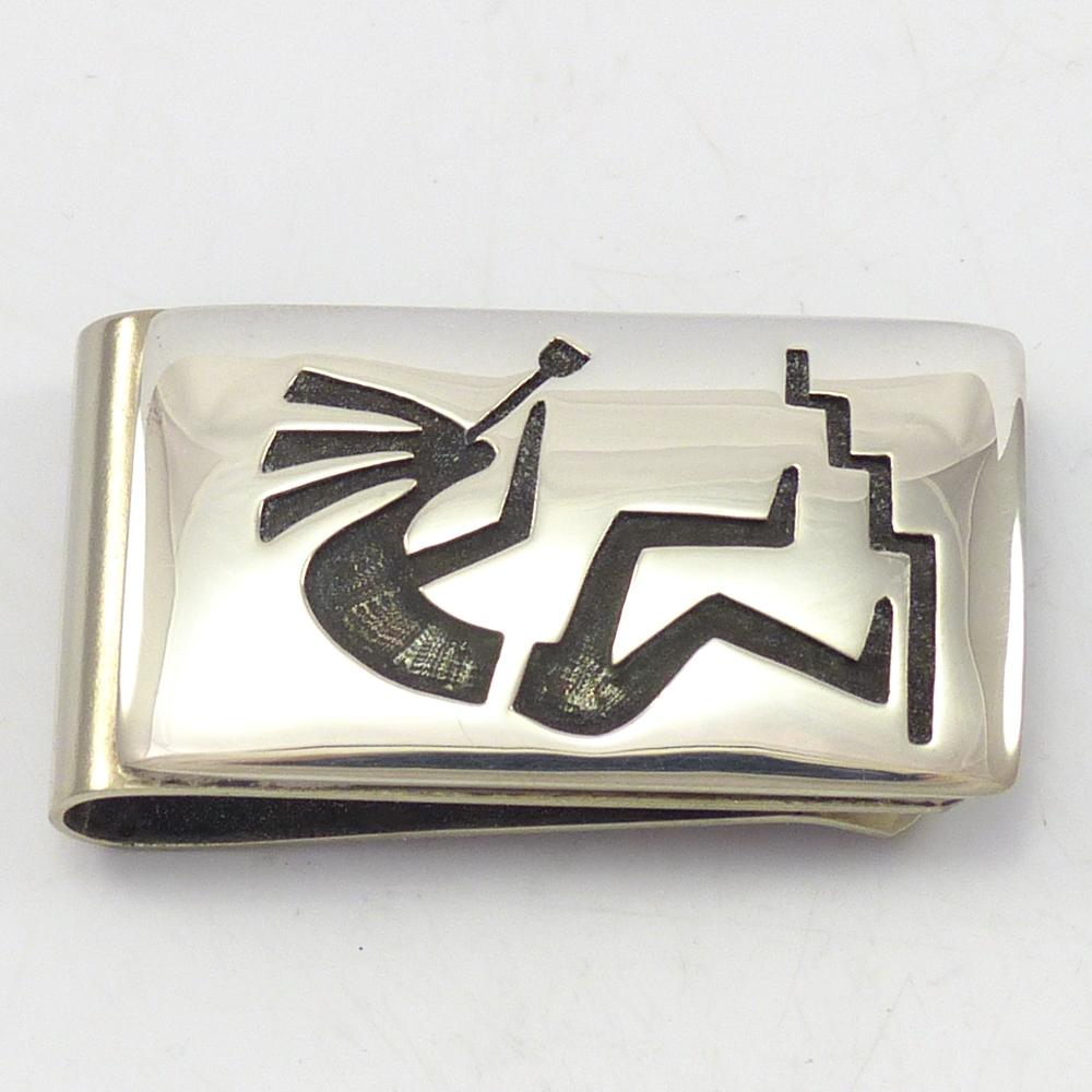 Kokopelli Money Clip
