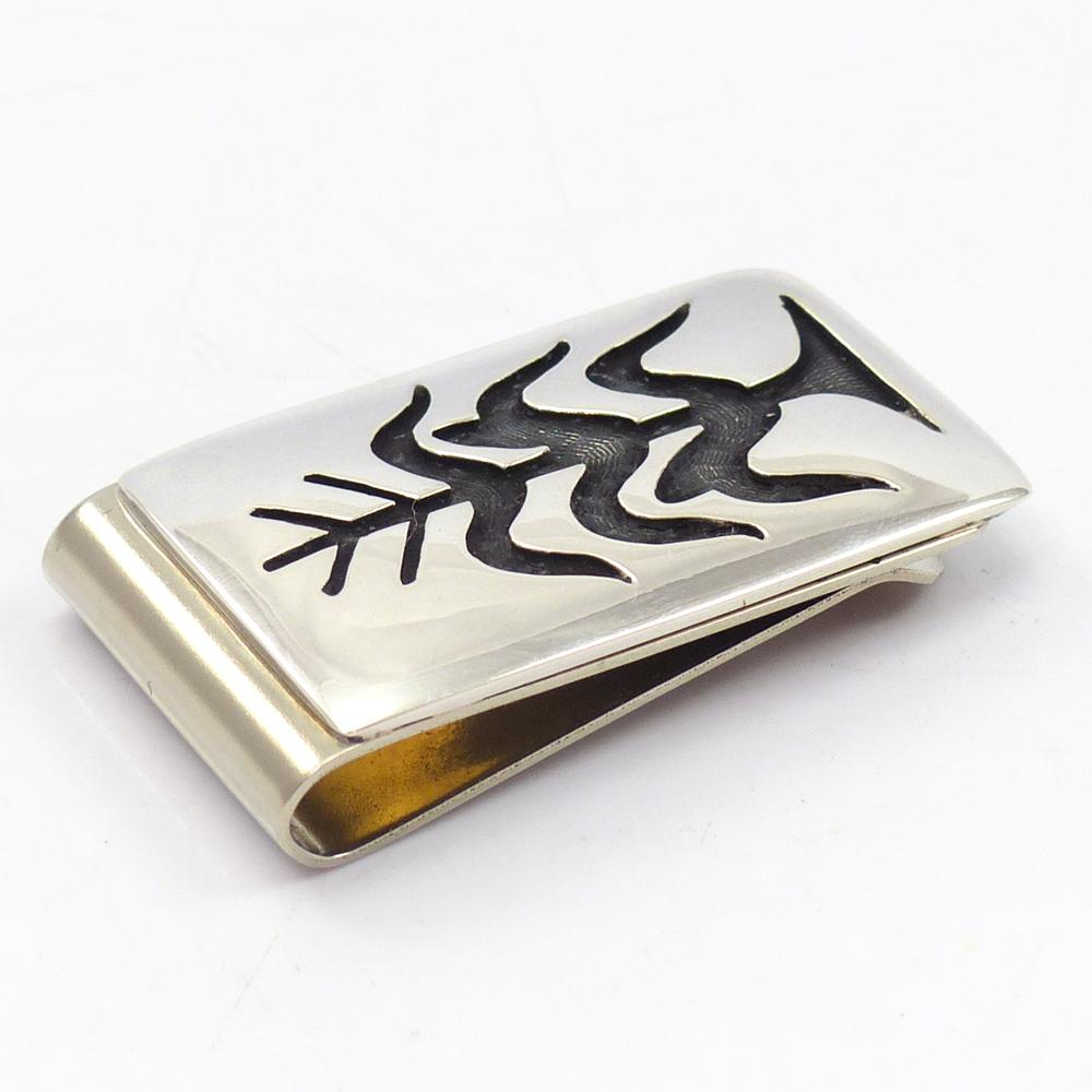 Corn Stalk Money Clip