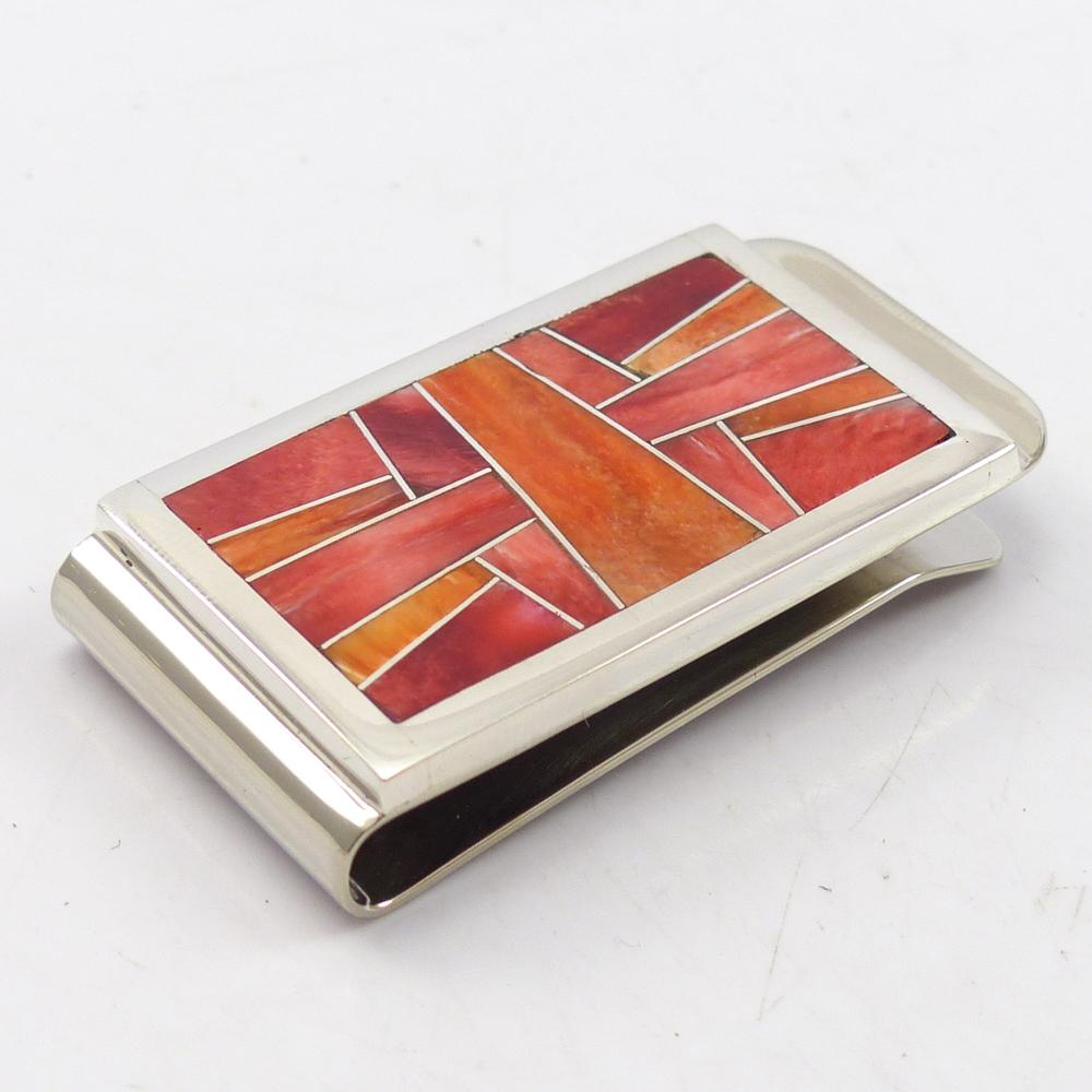 Inlaid Money Clip