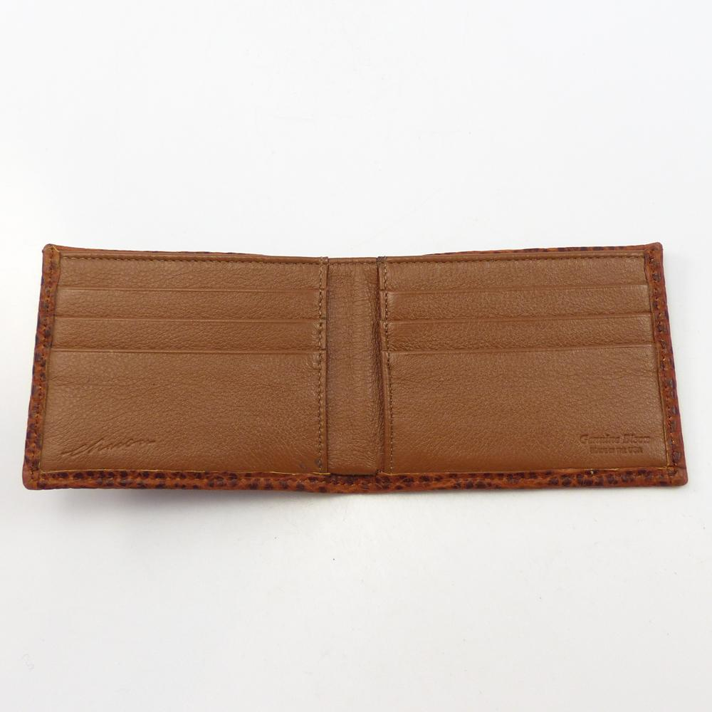 Bison Leather Wallet