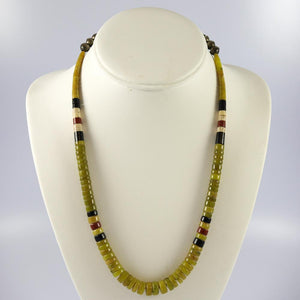 1970s Bead Necklace