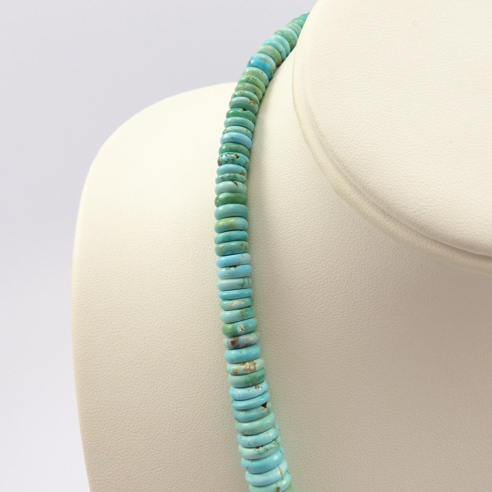 Crow Springs Bead Necklace