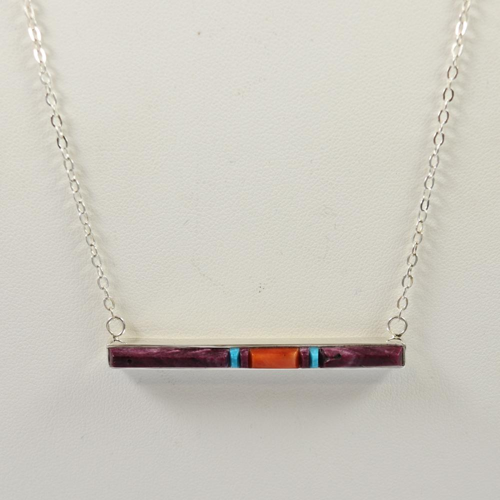 Multi-stone Necklace