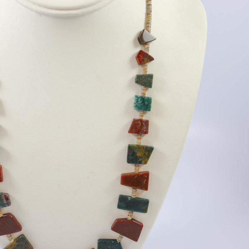 Tab Necklace