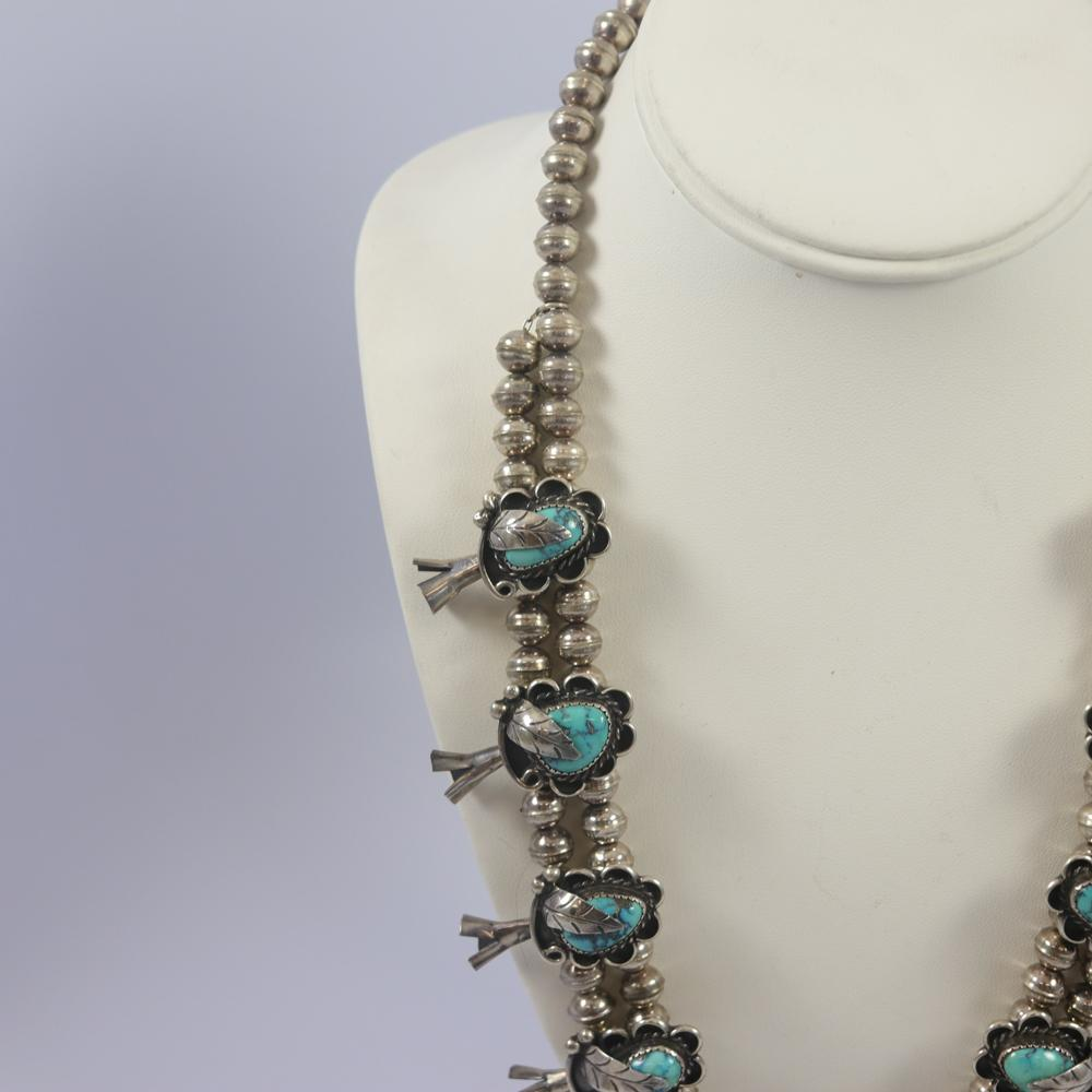 1960s Turquoise Necklace