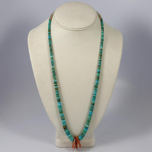 Blue Boy Turquoise Necklace