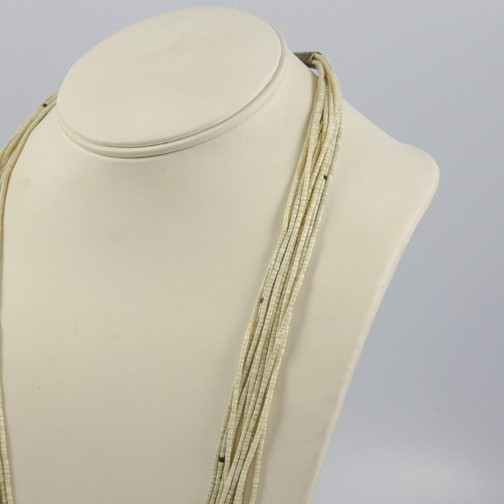 1970s Heishi Necklace