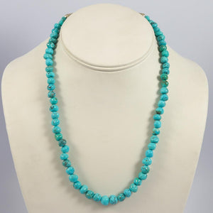 Gumball Turquoise Necklace