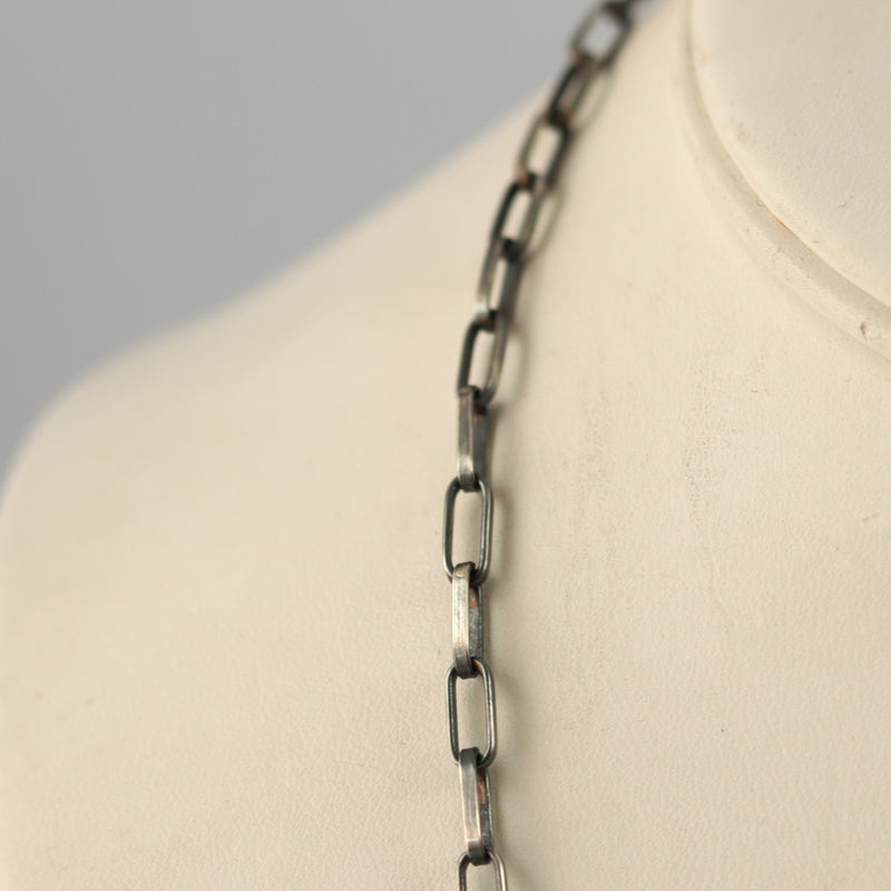 "Hopi Chain Necklace (18ga., 24"")"