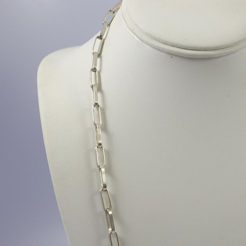 "Hopi Chain Necklace (14ga., 24"")"