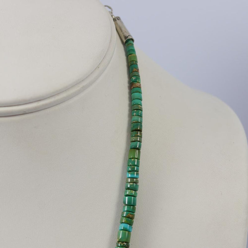 Stone Mountain Turquoise Necklace